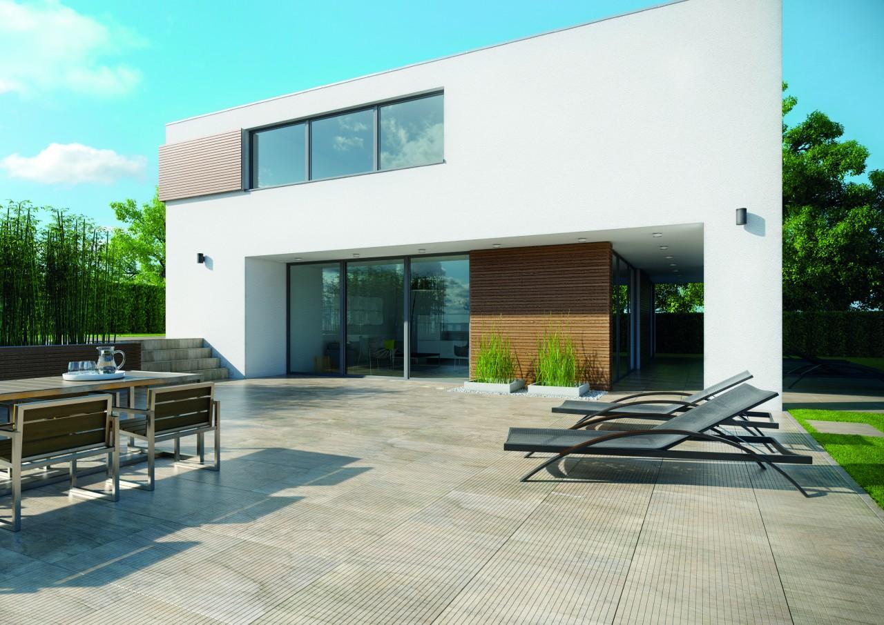 Keramische Br Terrassenplatten